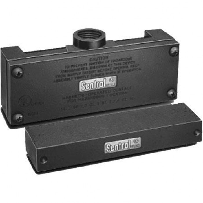 Interlogix 2847T-M Explosion-Proof Conduit Fitting Terminal Contacts, SPDT, Up to 1 Gap Size. Single Pole-Double Throw