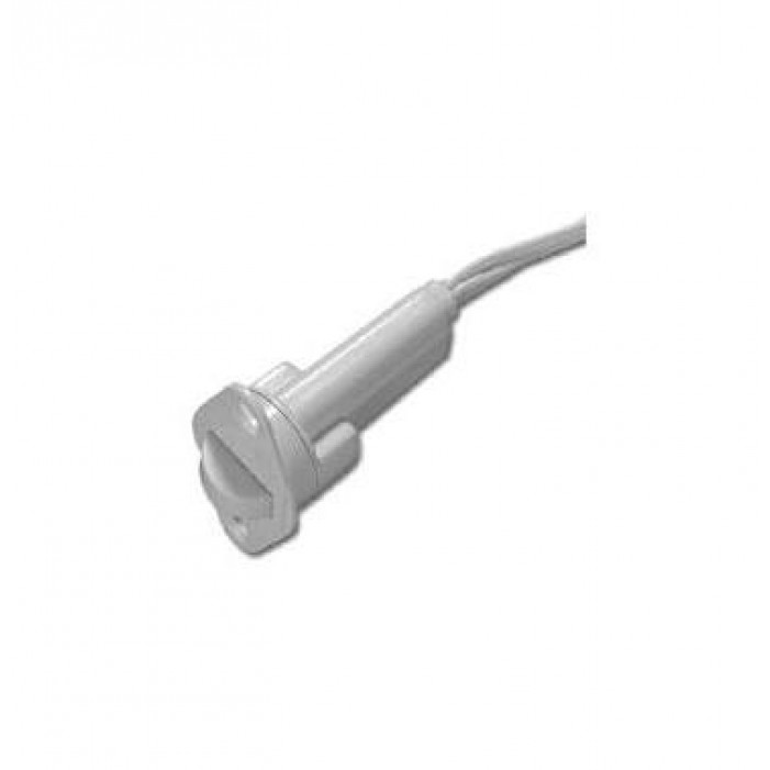 Interlogix 3005-M Recessed Roller Plunger Contact with Wire Leads