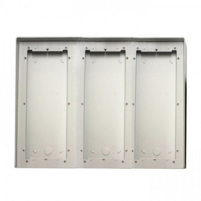 Comelit 3116-9 Housing with Rain Shield for 9 Modules Entrance Panel
