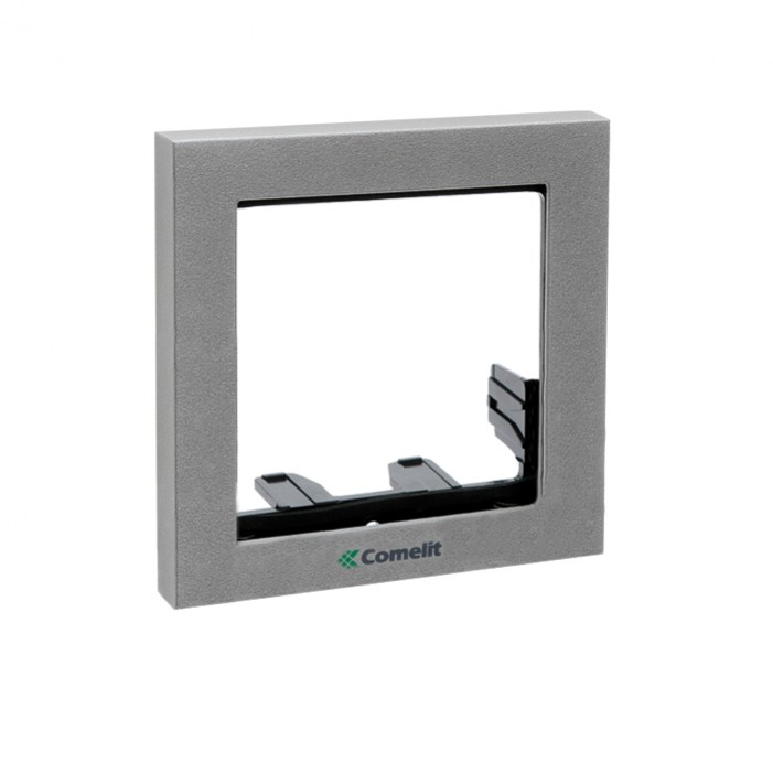 Comelit 3311-1S Module-Holder Frame Complete With Cornice For 1 Module