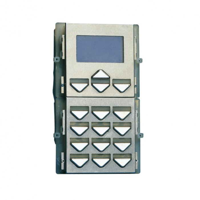 Comelit 3340 Digital Call Module Complete with Electronic Name Directory