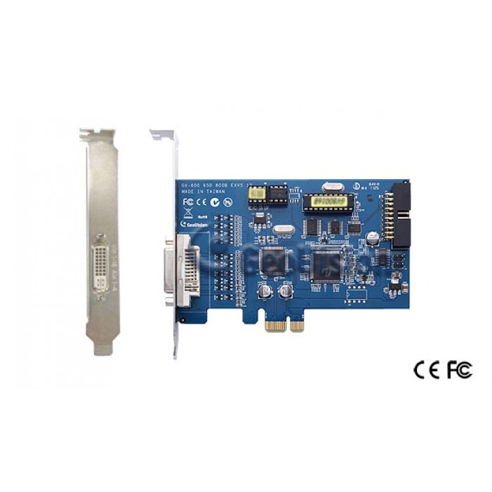 Geovision GV800/16 1-16 Channel Video Capture Card 30 IPS at 720x480