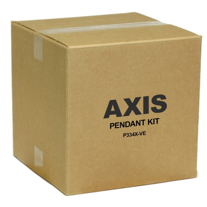 Axis 5502-321 P33-VE Series Pendant Kit