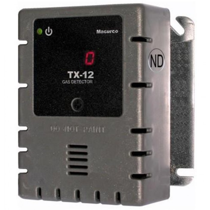 Macurco TX-12-ND 120V Nitrogen Dioxide Fixed Gas Detector