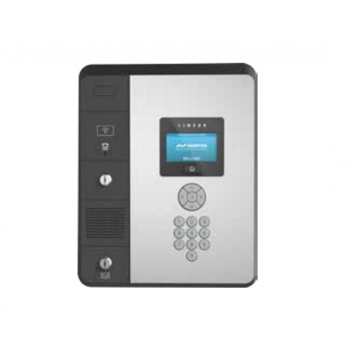 Linear 720-100101 E3 Entry 2DR ArmorTech Enclosure, 4.3 Inch Screen with Keypad