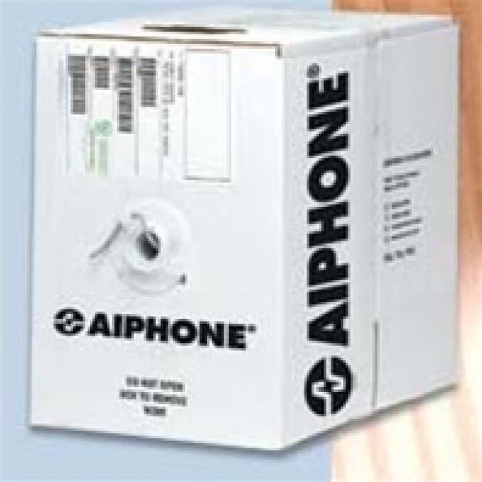 Aiphone 82220250C 500ft Two-Conductor Shielded Wire