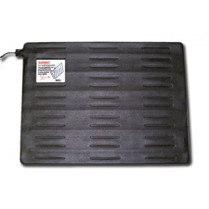 """United Security Products 904PR Sealed Pressure Mat 24"""" X 30"""" - Pet Resistant up to 60lbs"""