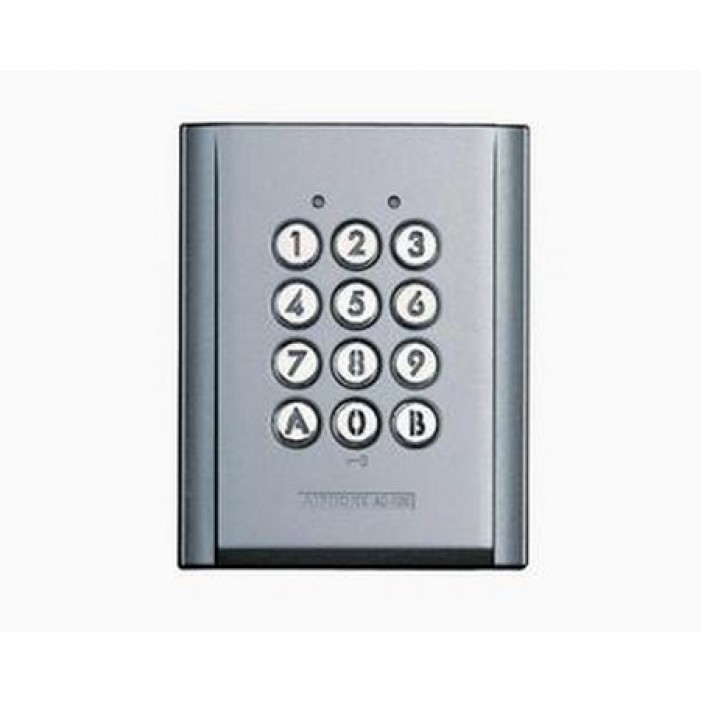 Aiphone AC-10S Access Control Keypad,Surface Mount, Jf/Jk-Dv Door Stns
