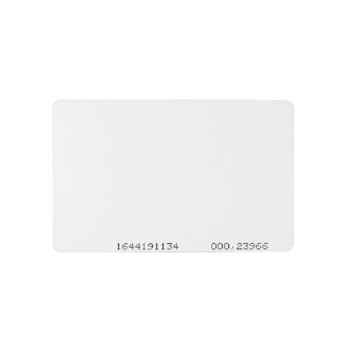Bosch ACD-ATR11ISO 125 kHz ISO Proximity Read-Only RFID Card 25-Pack