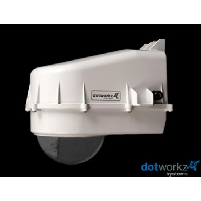 Dotworkz D2-BASE D2 Standard Base Camera Enclosure with Vandal Tough