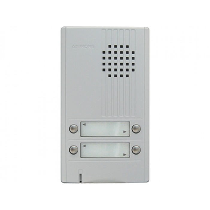 Aiphone DA-4DS 4-Call Da Series Door Station, Silver