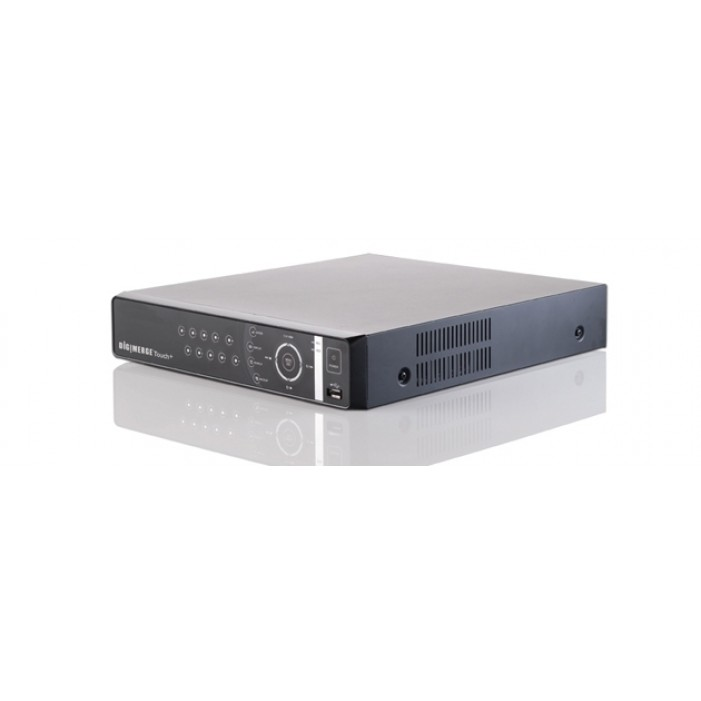 Digimerge DH216501 H.264 16 channel DVR with USB, IR remote, CMS software 120 FPS 500GB Hard Drive