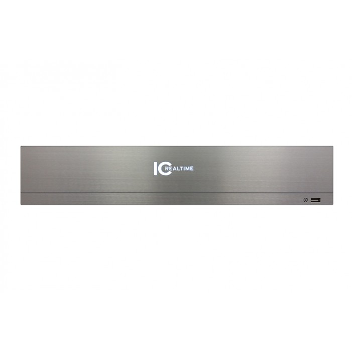 ICRealtime DVR-FLEX16E 16Ch Analog / 16Ch IP Hybrid DVR, 2TB