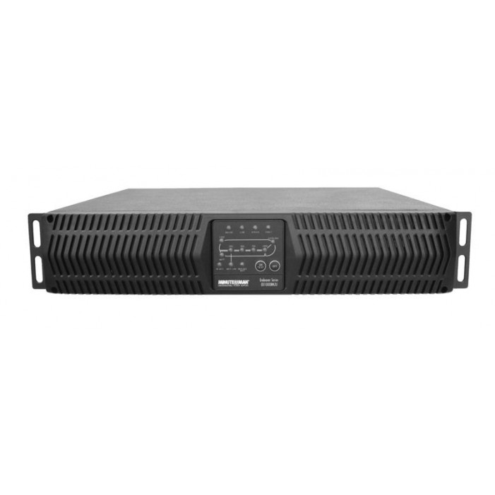 Minuteman ED2000RMT2U 2000VA/1600W On-line Rack/Wall/Tower UPS with 5 outlets