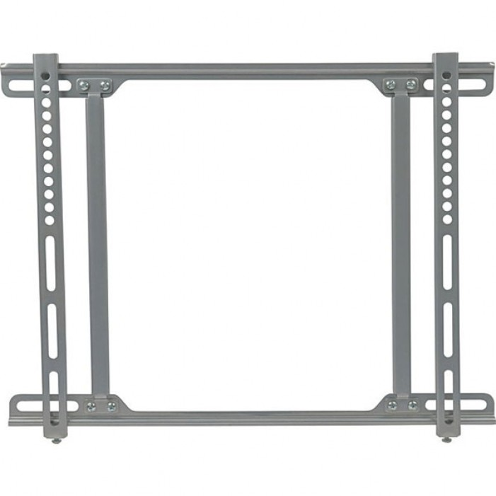 Video Mount Products FP-MFB Mid-Size Flsh Mt, 27-42in, Black