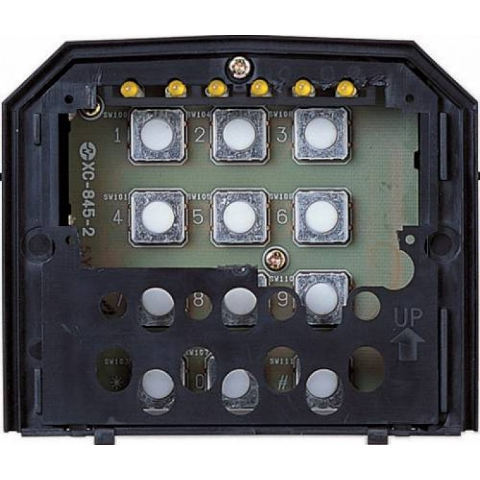 Aiphone GT-10K 10 Key Digital Keypad Module for GT Entrance Panel