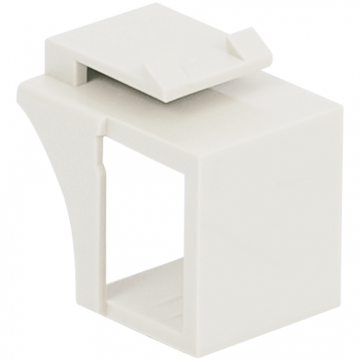ICC IC107BN0WH Blank Inserts, 10-Pack, White