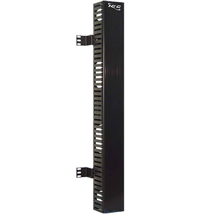 ICC ICCMSCMA21 Single Vertical Finger Duct, Side Mnt