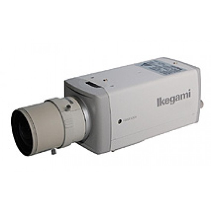 Ikegami ICD-809 1/3-inch High Resolution True Day/Night DSP Color Camera