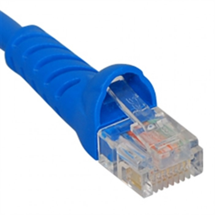 ICC ICPCSK14BL Cat 6 Patch Cord, Blue, 14 Ft.