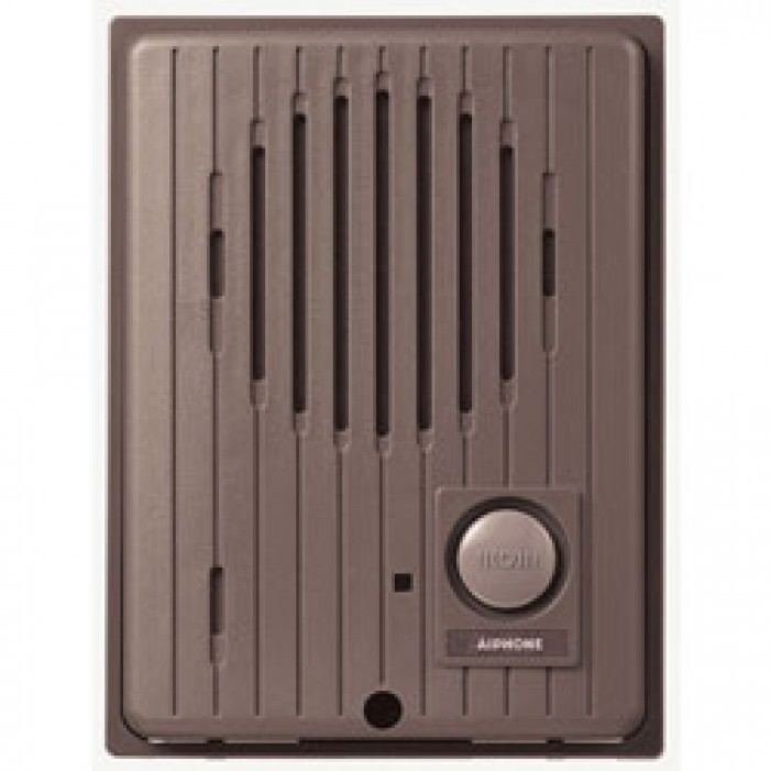 Aiphone IF-DA Surface Mount Door Station, Brown Plastic