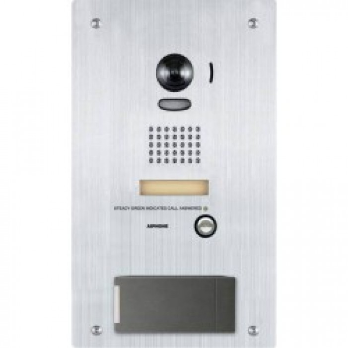 Aiphone IS-DVF-HID Video Door Station w/HID Proximity Reader