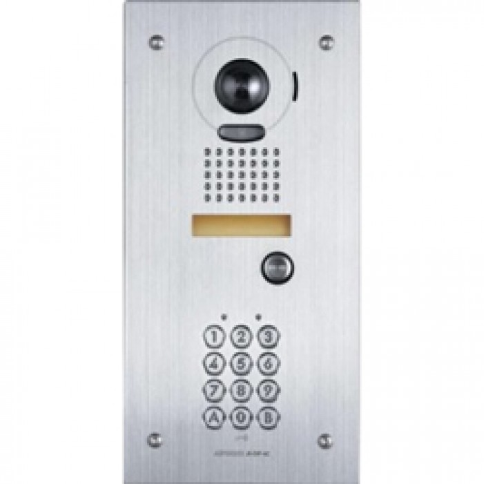 Aiphone JK-DVF-AC Video Door Station with Keypad