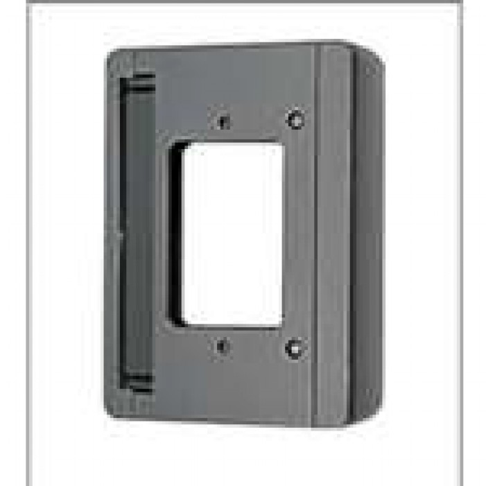 Aiphone KAW-D 30 Degree Angle Box For One Gang Video Door Stations