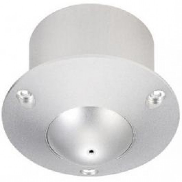 KT&C KPC-S801DCHI 550TVL Aluminum Indoor Dome Camera, 3.7mm Pinhole Lens