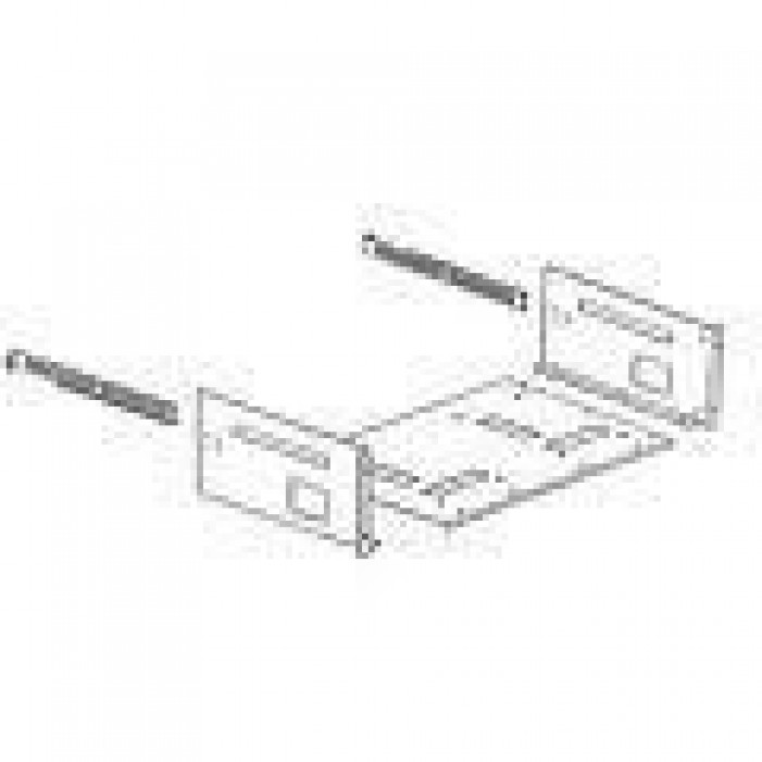GE Security KTM-RK-15 Rack-Mount Kit for 15-inch Color Monitor