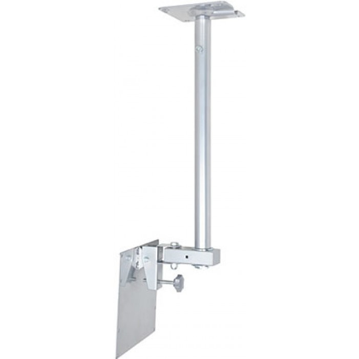 Video Mount Products LCD-2537C SILVER-Ceiling Mt Universal 25-37in LCD