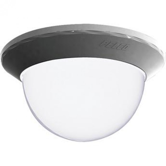 Pelco LD4W-1 Lower Dome for Spectra Mini Series, White, Clear Bubble