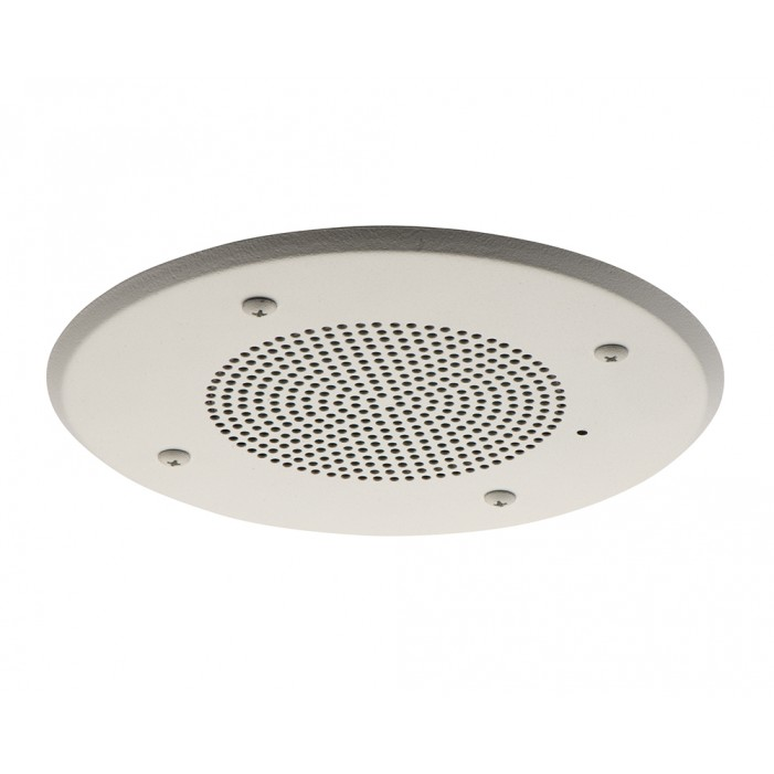 Louroe Electronics BR-4WS Grill for TLM, Ceiling Flush Mount