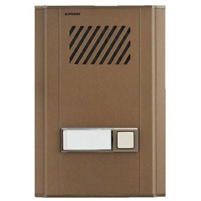 Aiphone LE-DL Metal Door Station with Backlit Directory