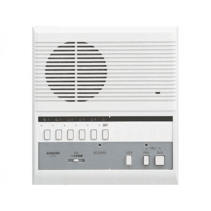 Aiphone LEF-5 5-Call Master Station