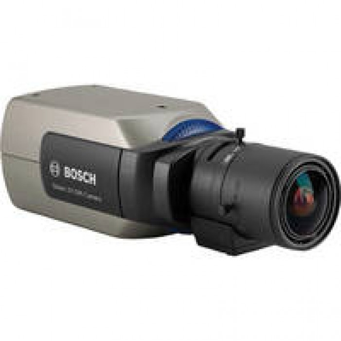 Bosch LTC-0630-61 1/2-inch 540 TVL Day/Night WDR Color Box Camera, No Lens
