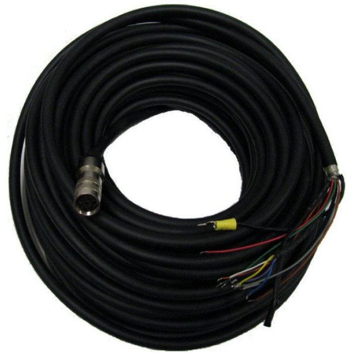 Bosch MIC-THERCBL-20M Composite Cable for MIC-612 Thermal Camera, 20M