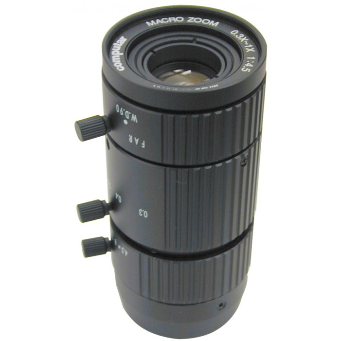 Computar MLM3X-MP 2/3-inch 3.3X Macro Zoom, Manual Iris (C Mount)
