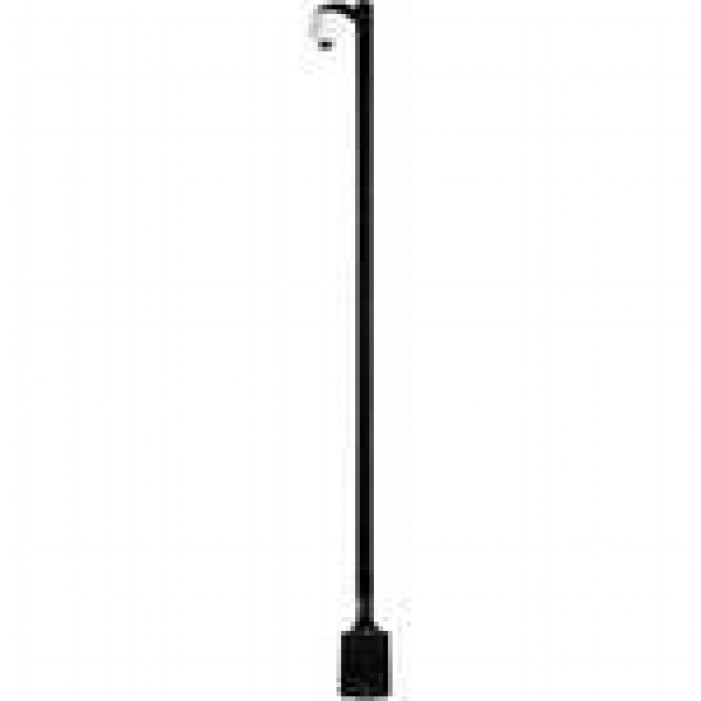 Videolarm P1800TB 18-foot Steel Pole Mount without NEMA Box and Electronics