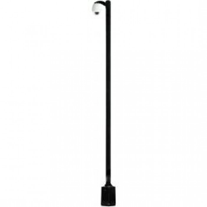 Videolarm P1800 18-foot Steel Pole Mount with 2-foot Transformer Base and NEMA Box