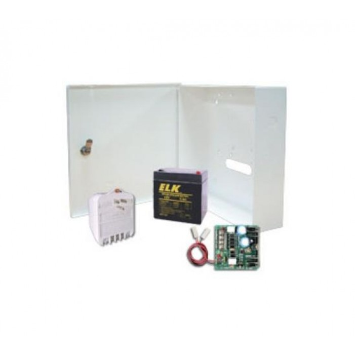 Elk P112 Power Supply and Battery Charger, 12VDC