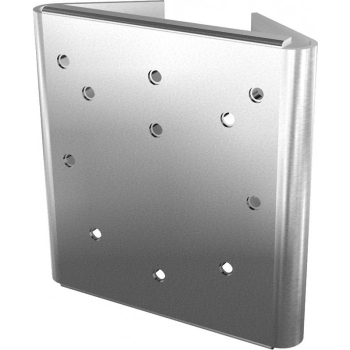 Pelco PAXM100 Stainless Steel Pole Mount Adapter for ExSite Series