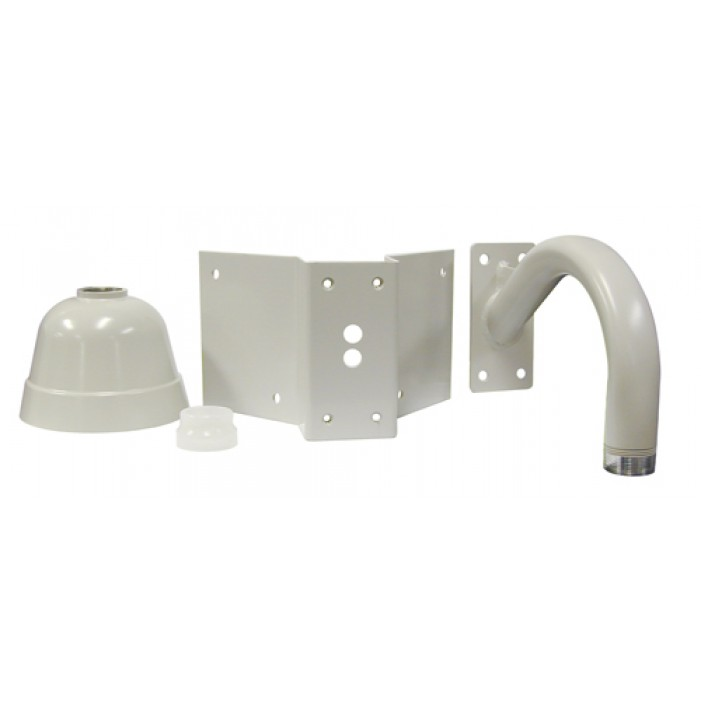 Panasonic PCM484S Outdoor Corner Mount Kit for Dome Cameras, Beige