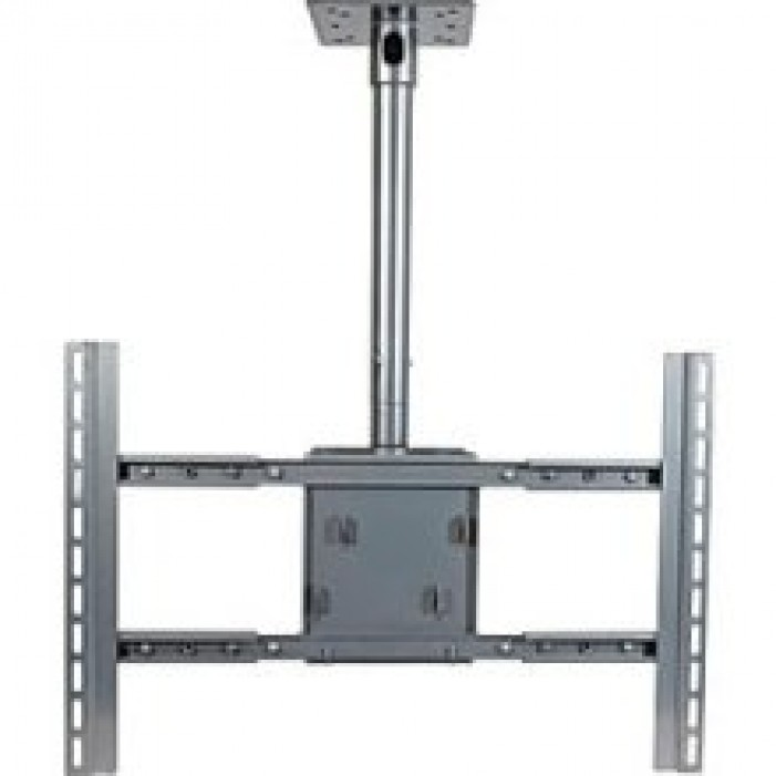 Video Mount Products PDS-LCB Large Flat Panel Ceiling Mt, 37-63in, Black