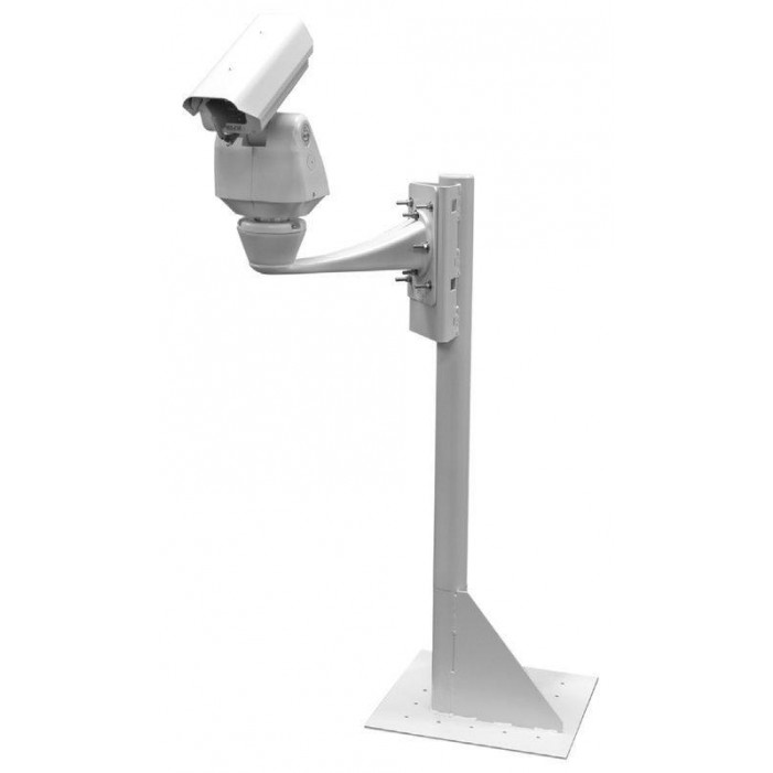 Pelco PP4348 Parapet Rooftop Mount for use with Spectra, Esprit, PS20, and Legacy Series