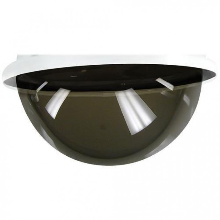Videolarm RCSD12T Tinted replacement dome for the POD12, SDW12, SDP12, MP123 series