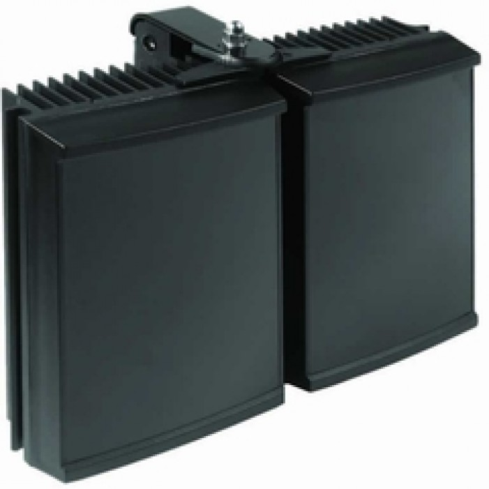 Raytec RM200-AI-10 Double Panel 200 Hi Power Infra-Red w/10-20 degree Adaptive Illumination, 850nm,inc PSU