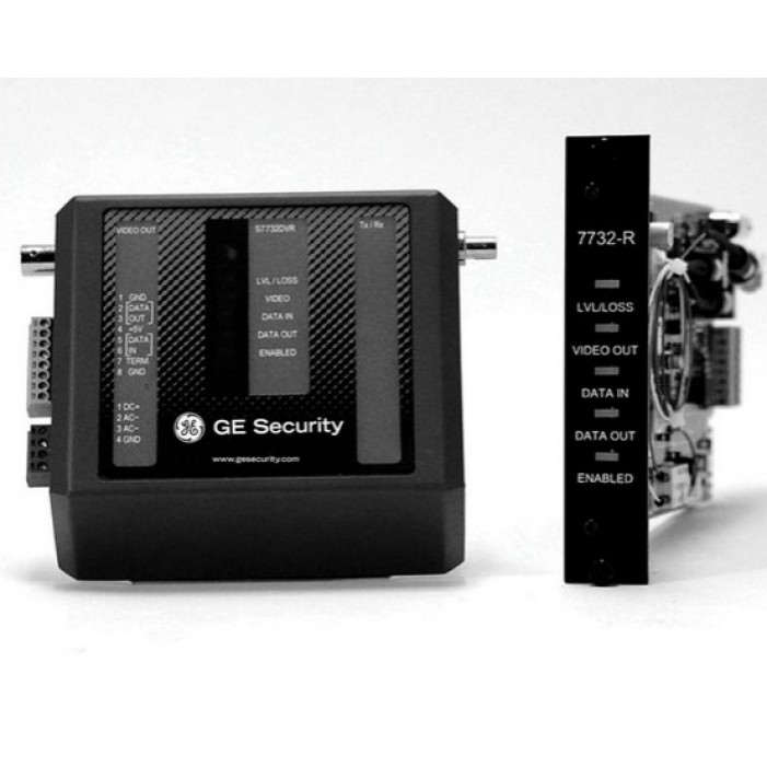 Interlogix S7732DVR-RST1-B SM Video & 2-Way MPD Data - REFURBISHED