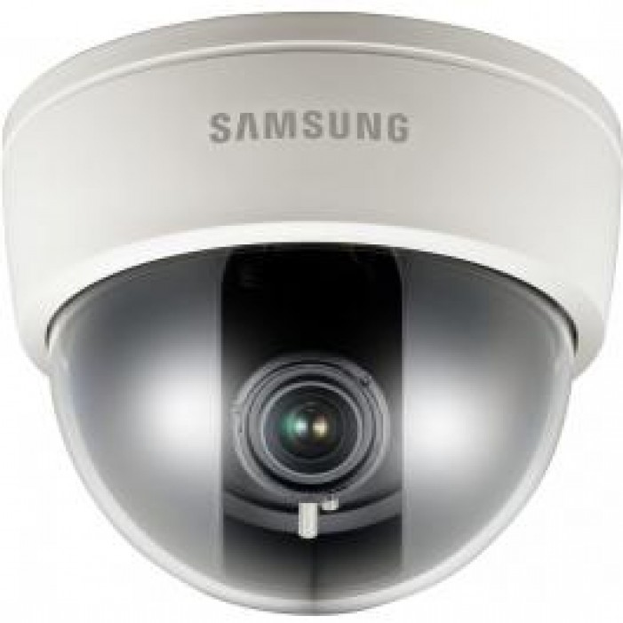 Samsung Security SCD-3080 1/3-inch Vertical Double Density Color CCD, 600TV Lines, Wide Dynamic Range, True Day/Night, 2.8~11mm