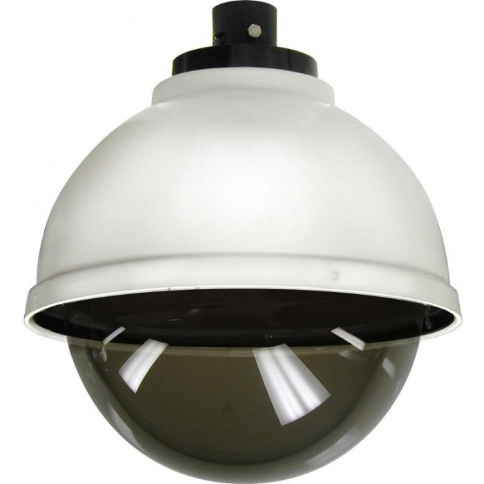 """Moog SDP12THB 12"""" Outdoor Dome Housing with Pendant Mount, Tinted Dome with Heater/Blower/Thermostat"""